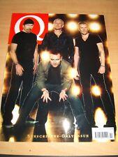 Q Magazine 271 Feb 2009 features U2, Kid Rock, Seasick Steve