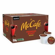 KEURIG McCafe Premium Roast Medium K-Cup Coffee Pods(94 CT)