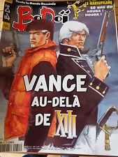 Revue BODOÏ N° 51 - 2002 VANCE au delà de XIII MARSUPILAMI