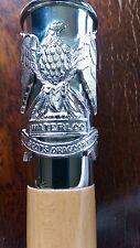 Regimental Drill Cane Royal Scots Dragoon Guard's RSDG
