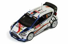 1:43 Ford Fiesta Delecour Monte Carlo 2012 1/43 • IXO RAM491 #