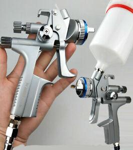 JET 5000B spray gun  Professional Gravity HVLP car paint gun 1.3 600ML