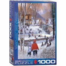 EG60000688 - Eurographics Jigsaw Puzzle 1000 Piece - Laird - Hockey Season