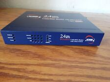 Network Everywhere Wireless Cable/DSL Router W/4-Port Switch..2.4GHz 802.11b