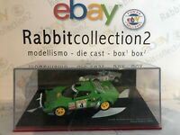 "DIE CAST "" LANCIA STRATOS HF RALLY RACE - 1979 "" RALLY SCALA 1/43"