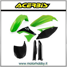 KIT PLASTICHE FULL KIT ACERBIS KAWASAKI KXF 250 2009 - 2012 REPLICA