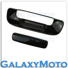 02-08 Dodge Ram Gloss Shiny Black Tailgate Handle Cover