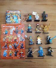 Lego Figurine Minifigure Série 15-71011 Homme maladroit avec ses béquilles