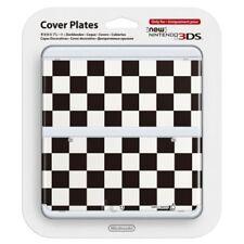 Placas frontales y etiquetas multicolores Nintendo 3DS para consolas y videojuegos