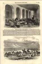 1855 Ospedale Russo Sebastopol DR durgan partecipando a ferito FLOTTE alleate Pacif