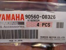 Yamaha XV535 XV 535 9056008326 Fender spacers (fat washers 8mm) N.O.S 4 per pack