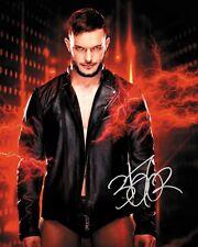 FINN BALOR #3 (WWE) - 10x8 PRE PRINTED LAB QUALITY PHOTO (SIGNED) (REPRINT)