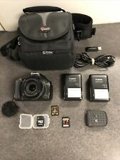 Canon PowerShot SX40 HS 12.1MP Digital Camera with extras - TESTED/WORKS!!!