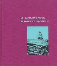Livre le capitaine Cook explore le Pacifique book