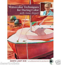 Watercolor Techniques for Daring Color With Anne Abgott [DVD]
