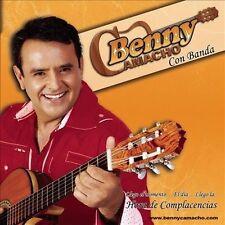 Hora De Complacencias by Benny Camacho (CD, 2012, La Luz Records) sealed, dh