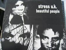 "Stress U.K.- Beautiful People 12"" Remix Bruce Forest ++"