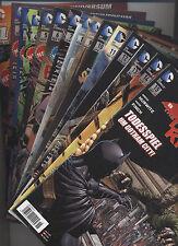 BATMAN THE DARK KNIGHT (deutsch) ab # 1 - NEUE DC-UNIVERSUM / NEUSTART - PANINI