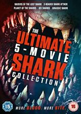 Ultimate 5-Movie Shark Collection [DVD][Region 2]