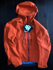 NEW 2020 Arc'teryx M's Alpha SV Jacket Trail Blaze Medium Gore-Tex Pro Hardshell