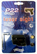 Walther Arms P22 Laser Sight Red Picatinny Rail Mount Batteries Incl 512104 NEW