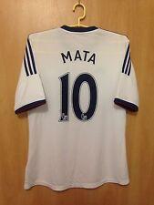 CHELSEA LONDON 2013/2014 AWAY FOOTBALL SHIRT JERSEY JUAN MATA #10