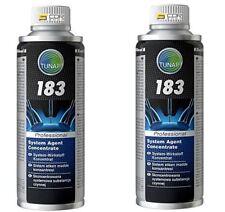 2 TUNAP 183 additivo protettivo iniettori pompa Diesel pulizia carburatore