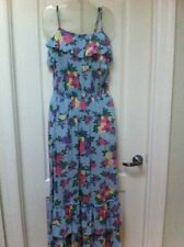 EDC by Esprit Summer Light Blue Maxi Dress Size 36/US 6