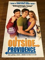 Outside Providence Used VCR VHS Video Tape Movie Alec Baldwin