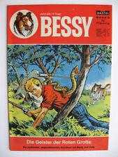 Bessy Band 9, Bastei, Cover- und Rückseite laminiert!