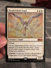 MTG Magic - Resplendent Angel NM M Core Set 2019