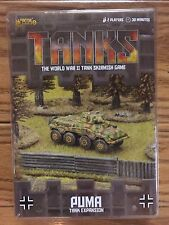 TANKS: PUMA Tank Expansion