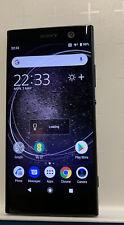 SONY XPERIA XA2-Sbloccato-Smartphone Nero Telefono Cellulare Android
