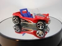 Hot Wheels ~ Volkswagen ~ Meyers Manx ~ Vw Dune Buggy ~ Red 1/64 ~ Diecast Loose