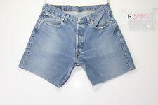 Levis Short 517 Cod. R390tg.48 W34 jeans Bermudas USADO De hombre vintage