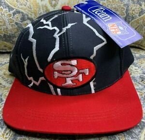 Vintage San Fransisco 49ers Youth Snapback Hat One Size NWT