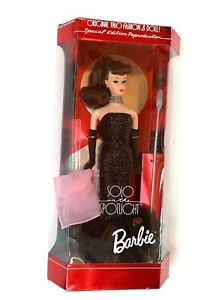 SOLO IN THE SPOTLIGHT BARBIE DOLL MATTEL 1994 SPECIAL EDITION 1960 REPRODUCTION
