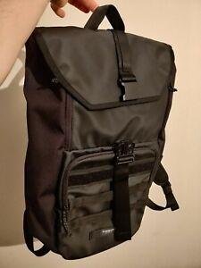 Timbuk2 Spire Backpack - 30L - Jet Black - Urban Style - Mens/Womens - RRP £105