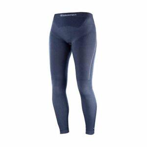 Salomon Technical Outerwear Women's Warm Seamless Run Tights/Bottoms