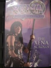 More details for xena warrior princess the xena scrolls wall poster sealed.
