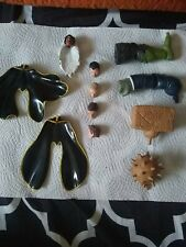 Marvel legends loose limbs lot