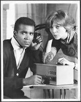 ~ Mission Impossible 1960s Original TV Promo Photo Barbara Bain Greg Morris