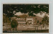TRINIDAD - GOVERNMENT HOUISE - REAL PHOTO POSTCARD