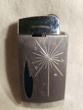 Vintage Scripto Butane Lighter Vintage Pocket Lighter (Lighter #14)