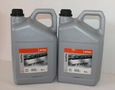 2x Stihl SynthPlus 5 Liter Sägekettenhaftöl Kettenhaftöl Kettenöl 0781 516 2002