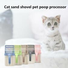 Useful Quick Easy Sift Sand Pet Shovel Cleaning Tool Litter Cat N0U2