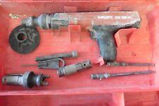 Hilti Dx 36 M Dx36m Powder Actuated Fastening Fastener Gun Parts Only With Case