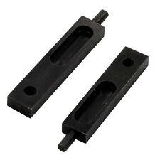 "1.75"" Black Steel Armature Speed Bar Tattoo Machine Parts 8-32 Replacement Part"
