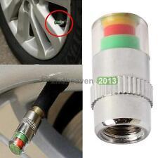 New Car Auto Tire Pressure Monitor Valve Stem Caps Sensor Indicator Alert