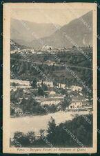 Belluno Alano di Piave Fener Borgata Faveri cartolina VK0636